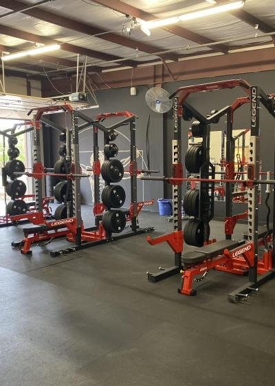 Weight Racks, Bumper Plates, Power Lifting